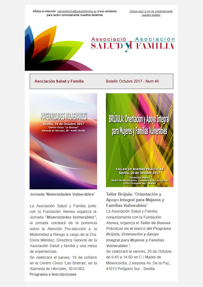 Salut i Familia - General | Asociación Salut i Familia