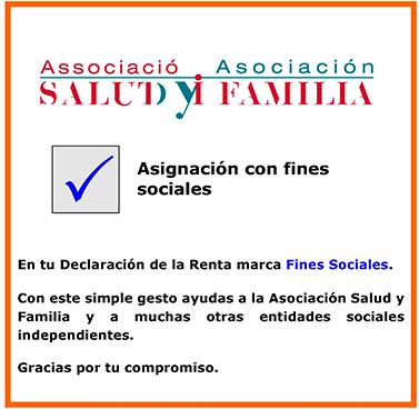 """Casella """"Fins socials"""""""