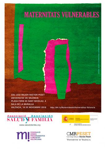Jornada Maternidades Vulnerables - Valencia
