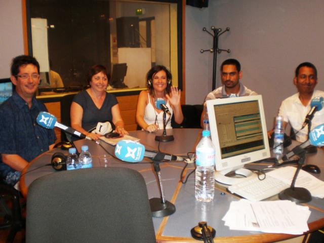 La xarxa ràdio BdT